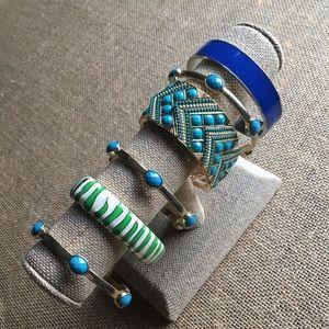 6 Piece Bracelet Lot